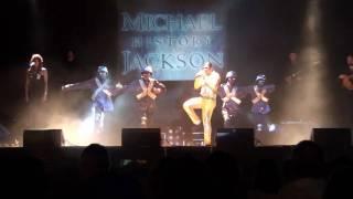 Michael Jackson History Alcudia Mallorca 1.