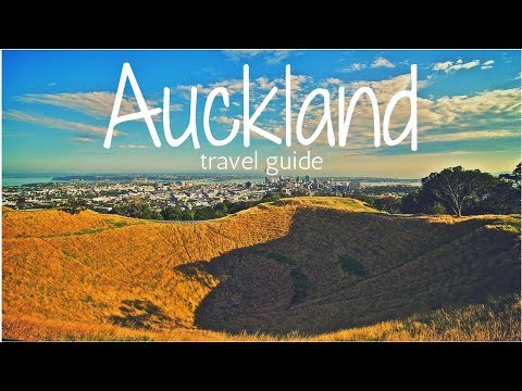 AUCKLAND Travel Guide, 5 best place to visit in auckland !!