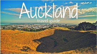 AUCKLAND Travel Guide, top 5 best places to visit in auckland !!