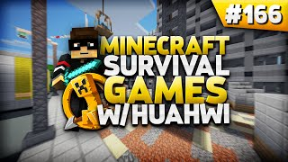 Minecraft Survival Games #166: Secondaries Only Challenge! Thumbnail