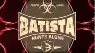 Batista theme song 2015