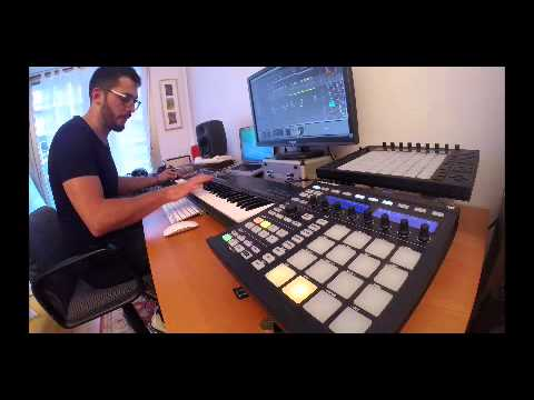 Young Pulse / live synths / High Inergy Rework