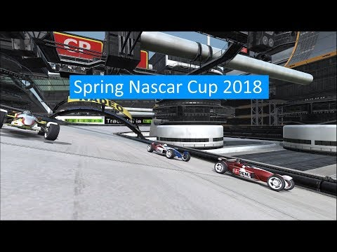Spring Nascar Cup 2018 // Final Match // PNE vs. FaZ