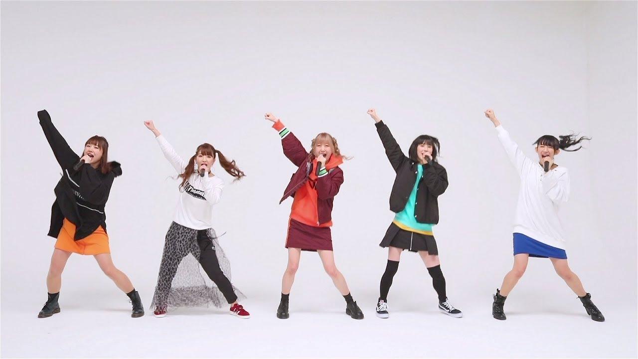 q ulle unite as one from avex 1st album 踊ってみた ver