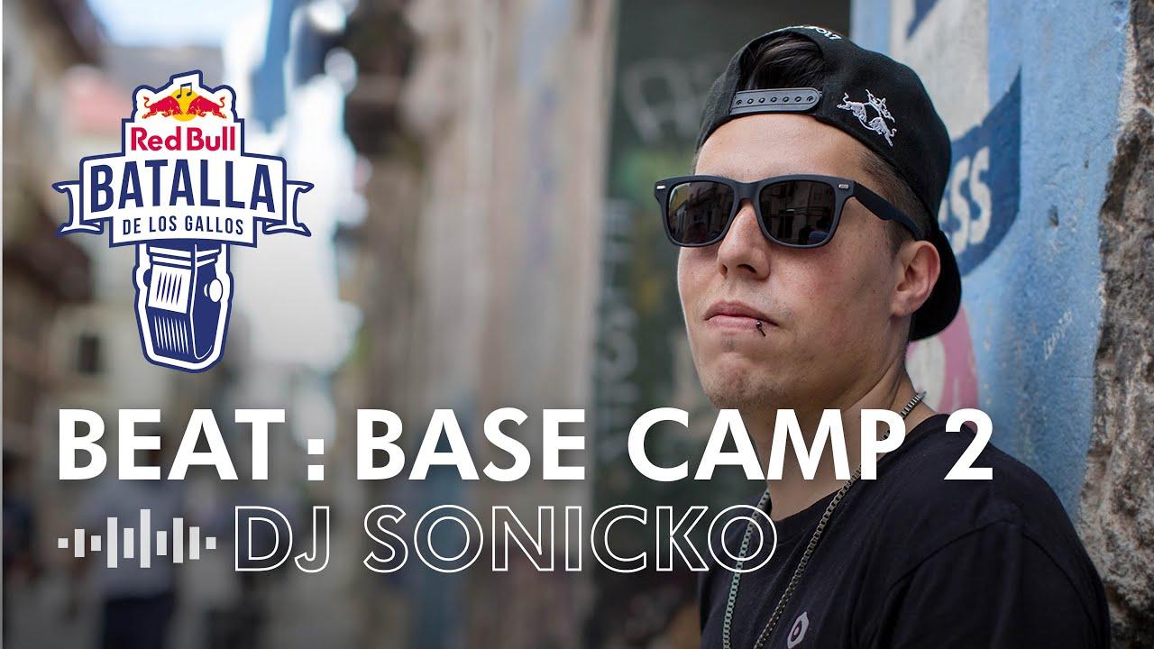DJ SONICKO: BASE CAMP 2 | RAMSET vs LITZEN | BEAT | Red Bull Perú 2019