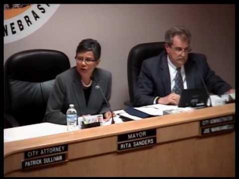 Bellevue City Council April 10, 2017