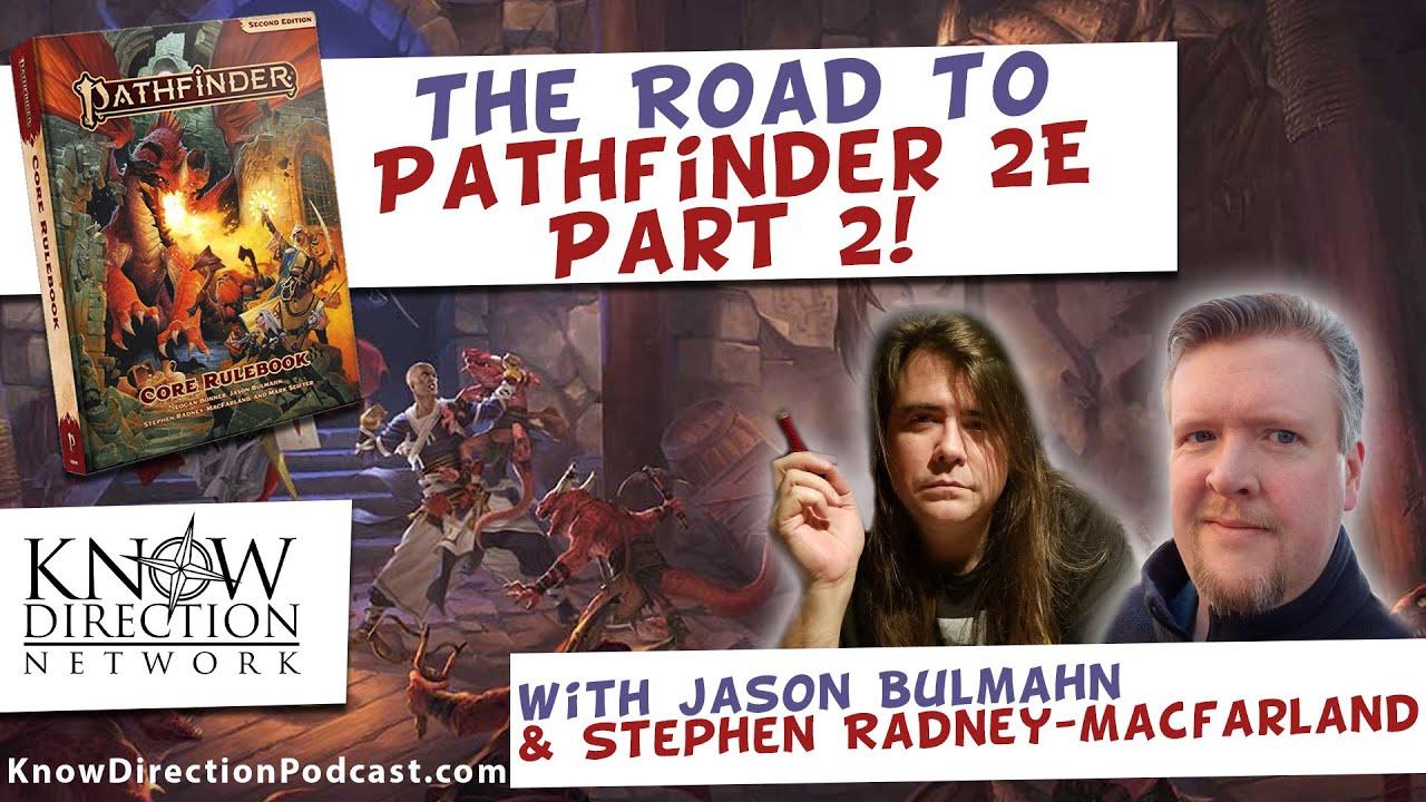Pathfinder | Know Direction