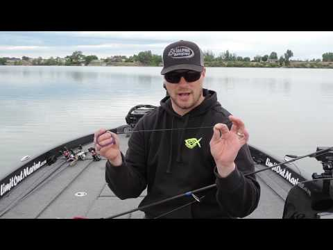 Alpha Angler Wrench - Bass Fishing, Wacky, Senko Rig Rod