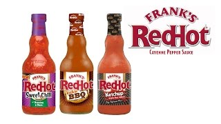 Frank's Red Hot Sauces - Food Review