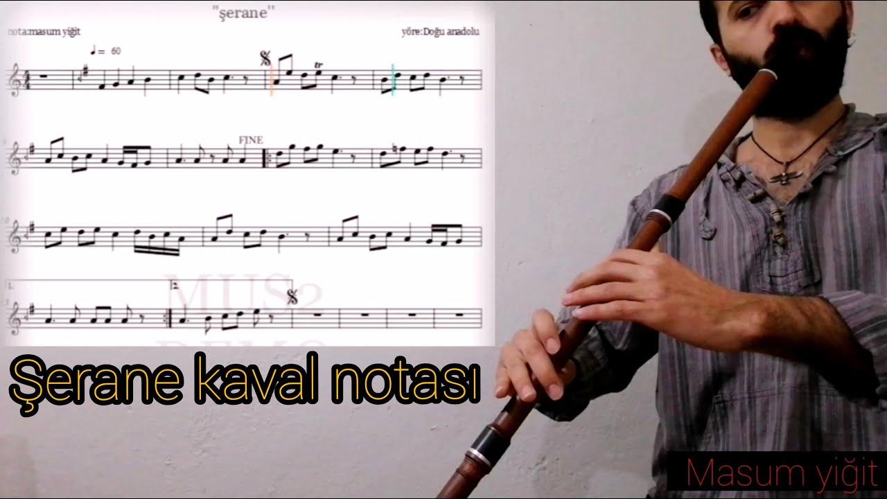 Ay Dilbere Bilur/Kaval Nota