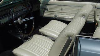 PUI Interiors 1962-64 Impala Pre-Assembled Door Panels