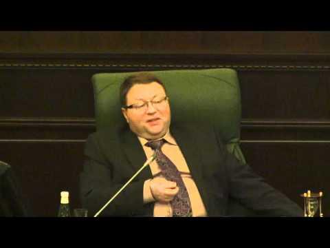 Заседание Президиума ВАС РФ 22.12.2010_часть 1