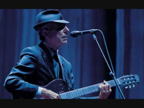 LEONARD COHEN SO LONG MARIANNE