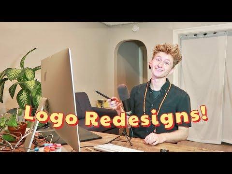Redesigning your logo designs! YGR 16