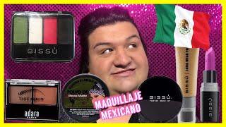 PROBANDO MAQUILLAJE MEXICANO ( FUNCIONA? ) | JOVANY ROMO
