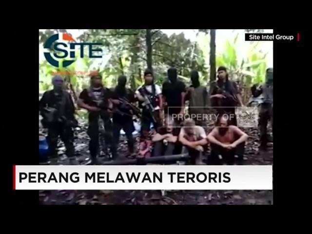 Abu Sayyaf  Unggah Video Sandera
