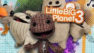 видео Дата выхода LittleBigPlanet 3 PS4