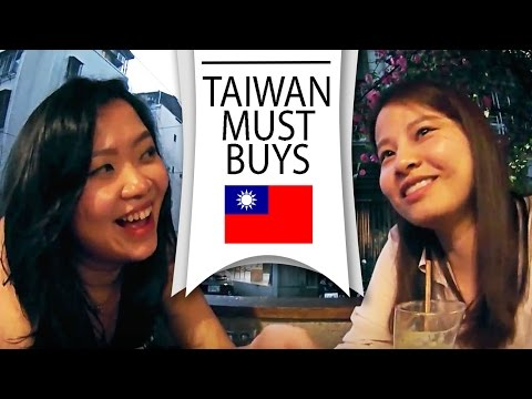 TRAVEL TAIWAN - Food & Shopping 여행 대만 - 머스트 바이 & 맛집