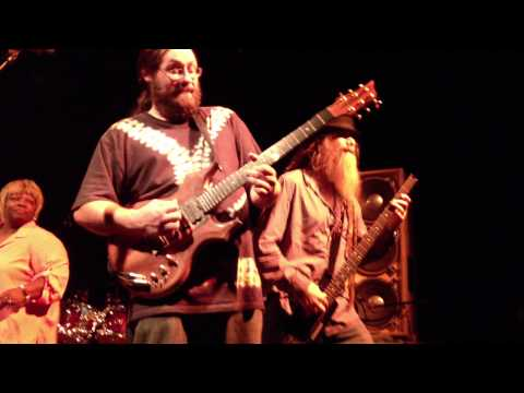 "Melvin Seals and Jerry Garcia Band ""That's what love will make you do"" 03/18/2012"