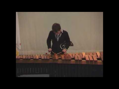 Suite Mexicana - Keith Larson on marimba