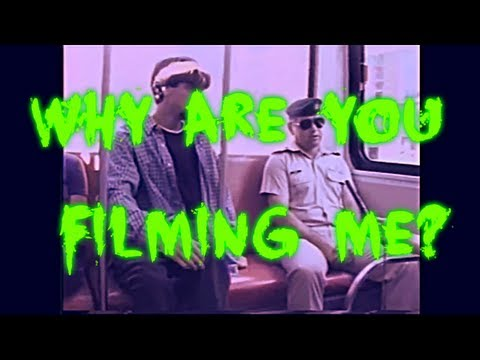 The Tom Green Show - Why are you Filming Me?