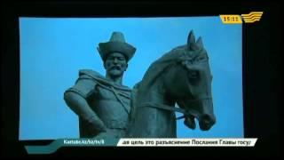 В Астане представлен документальный фильм «Казахстан – страна героев»