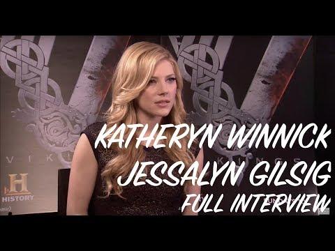 Katheryn Winnick & Jessalyn Gilsig