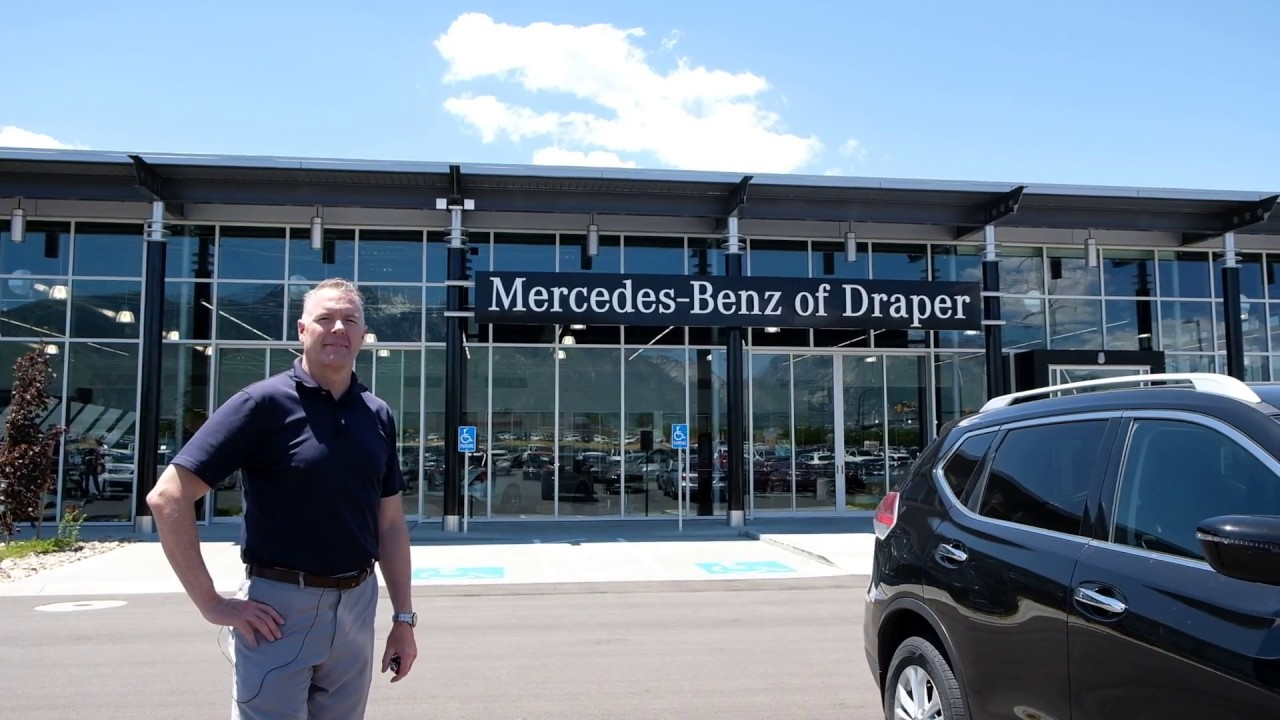 Mercedes-Benz of Draper Grand Opening 2 - YouTube