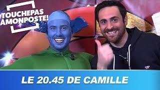 Le 20.45 de Camille Combal : la dédicace de Malik Bentalha