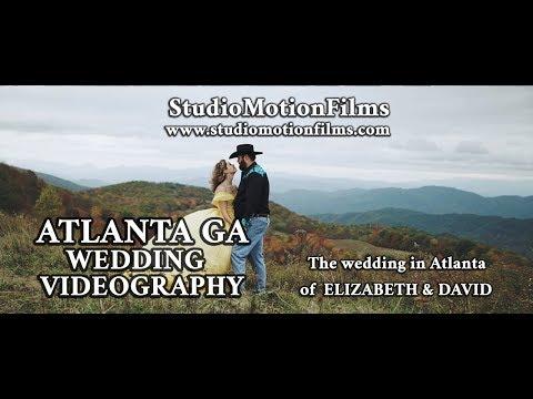 Knoxville, Denver, Houston, Chattanooga, Atlanta, Nashville wedding videography