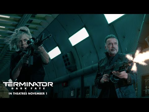 Рекламный ролик «Терминатора: Темные судьбы» получился даже эпичнее трейлера!
