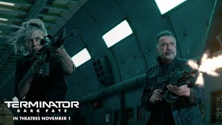 Terminator: Dark Fate (2019) - Extended Red Band TV Spot - Paramount Pictures