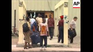 Armed supporters of Aristide defend Cap Haitien