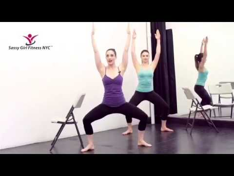 40 Minute Total Body Barre Workout
