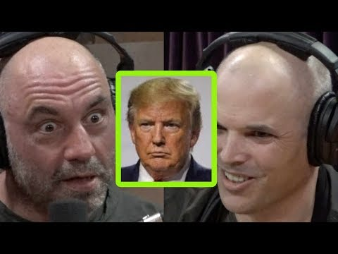 Joe Rogan Asks Matt Taibbi Asked if Donald Trump is on Speed