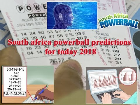how to play powerball lottery south africa