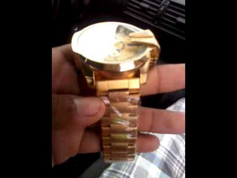 57bb12a879dd Umboxing  Relogio diesel DZ4344 - YouTube