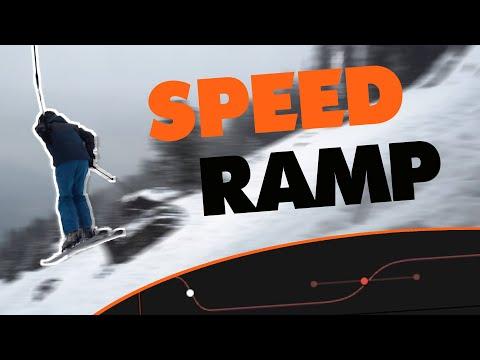 So erstellst DU ganz einfach SMOOTHE Speed Ramps in DaVinci Resolve! (German/Deutsch)
