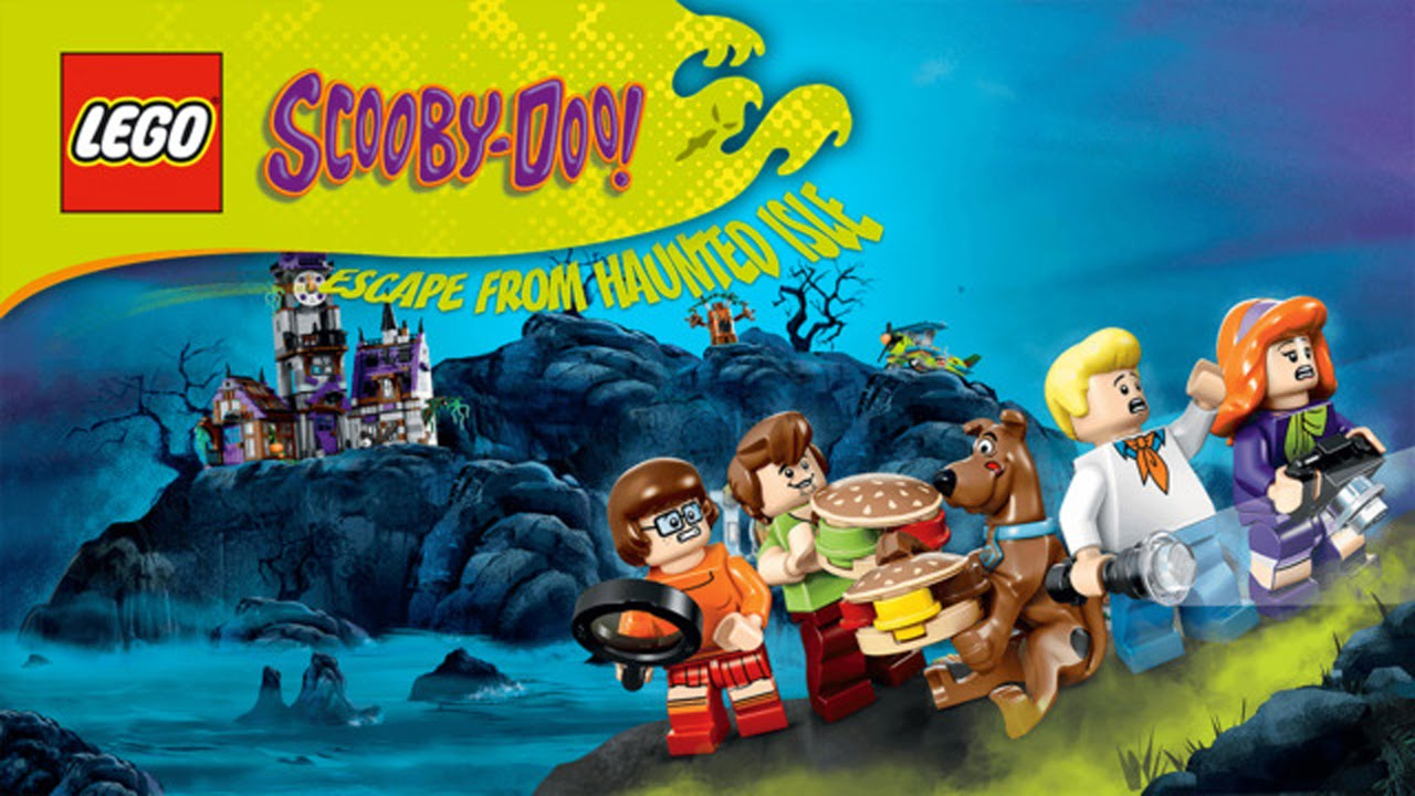Haunted Mansion Iphone Wallpaper Lego Scooby Doo Escape From Haunted Isle Gameplay Ios