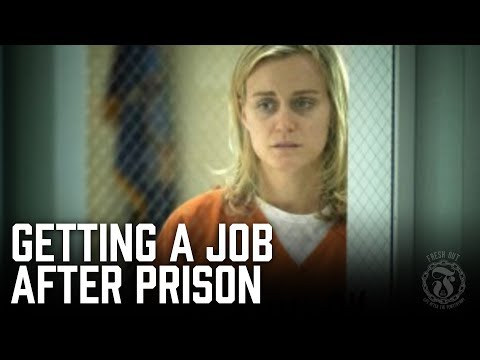 Finding a Job After Prison  - Big Herc's Insight - Prison Talk 10.18