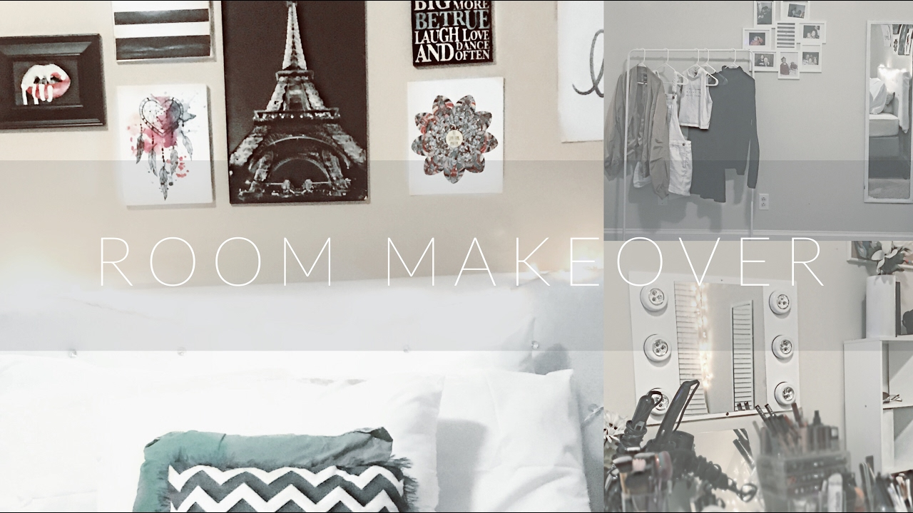 How to redecorate your room on a budget youtube for Redecorating your room