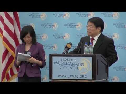Cai Wu, Minister of Culture for People's Republic of China: China at a Cultural Crossroad