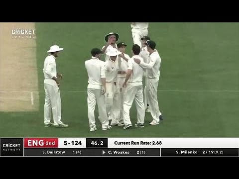 Day three highlights: CA XI v England
