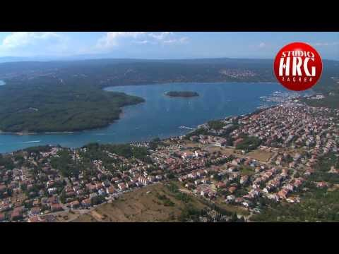 CROATIAN ADRIATIC - Aerial footage