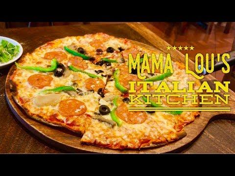 Mama Lou's Italian Kitchen Ayala Mall's The 30th Ortigas Center by HourPhilippines.com