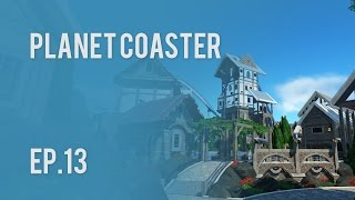 Planet Coaster timelapse EP.13 | It