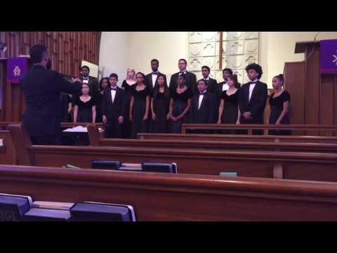 """Rytmus"" (Hrusovsky) 2016-2017 Watkins Mill High School Chambers Singers"
