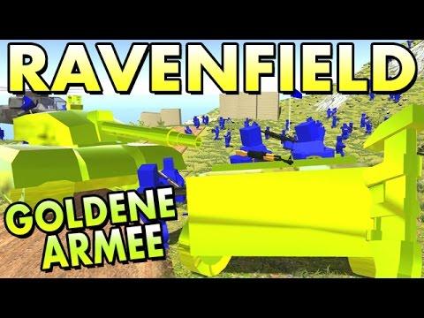 Ravenfield Beta 5 German Gameplay - Die Goldene Super Armee