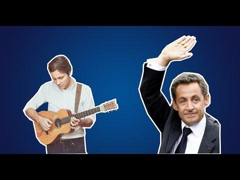 PARODIE VIANNEY - Je m'en vais (Nicolas Sarkozy)