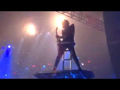 KIss live in Rockford - Rock n Roll All Night (ft. Rick Nielsen)